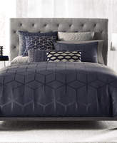 Hotel Collection Cubist Full/Queen Duvet Cover, Created for Macy's Bedding