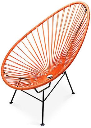 Mexa Acapulco Lounge Chair - Tangerine