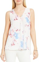 Vince Camuto Floral Print Tank