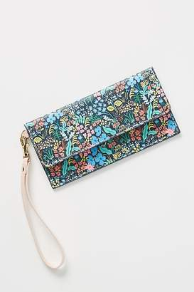 Rifle Paper Co. for Anthropologie Meadow Travel Wallet