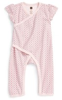 Tea Collection Infant Girl's Lorna Wrap Romper