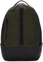 Rag & Bone Green Aviator Backpack