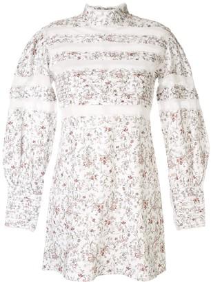 Sir. Haisley floral print mini dress