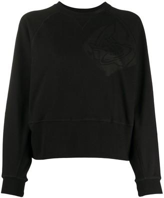 Vivienne Westwood Logo Stamp Sweatshirt