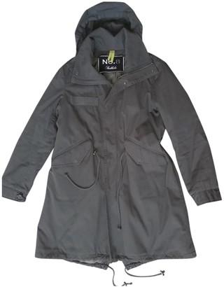 Green Cotton Blonde No.8 Coats