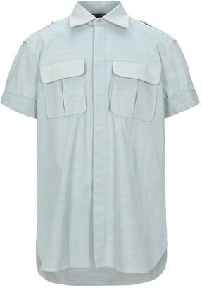 Neil Barrett Denim shirts