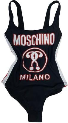 Moschino Black Lycra Swimwear for Women