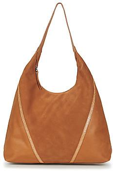 Sabrina JENNA women's Shoulder Bag in Brown