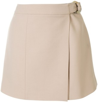 Anna Quan Xanthe tailored mini skirt