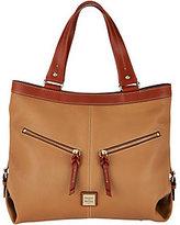 Dooney & Bourke As Is Pebble Leather Sara Shoulder Bag