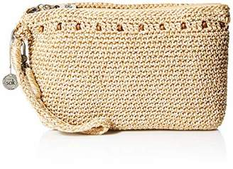 The Sak The Sayulita Crochet Wristlet