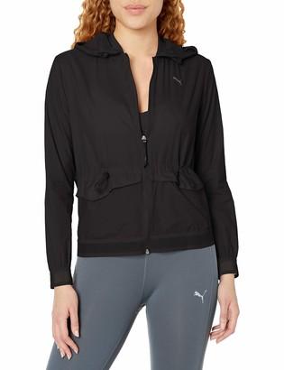 Puma Women's EVO Foldable Windbreaker Jacket