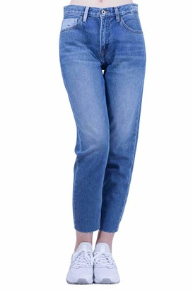 Tommy Jeans Women's HIGH RISE SLIM IZZY CRMXB Straight Jeans