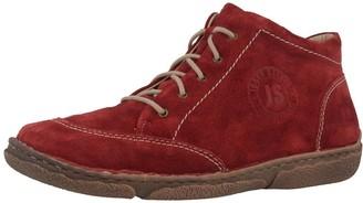 Josef Seibel Womens Neele 01 Low-Top Sneakers Red Size: 9.5