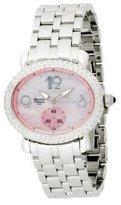 Sartego Women's SDPP068S Diamond Collection Swiss Quartz Movement Watch