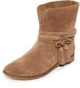 Splendid Pennie Tassel Booties