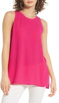Lush Women's Side Slit Tank