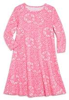 Vineyard Vines Girls' Sand Dollar Swing Dress - Big Kid