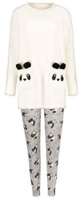 George Cream Borg Panda Pyjamas