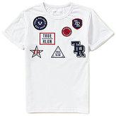 True Religion Little Boys 2T-7 Patch Rebel Short-Sleeve Tee