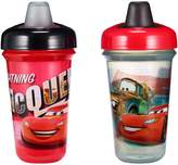 The First Years Disney Baby Stackable Soft Spout Cup, 2 Pack, Cars