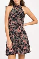 RVCA Kingsman Floral Dress