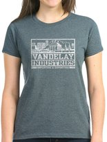 CafePress - Vandelay Industries - Womens Cotton T-Shirt
