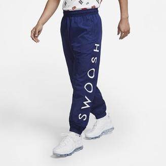 Nike Men's Woven Pants Sportswear Swoosh