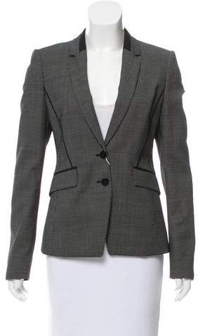 HUGO BOSS Boss by Structured Printed Blazer w/ Tags