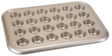 24-Cup Mini Non-Stick Muffin Pan