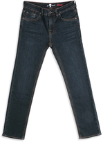 7 For All Mankind Dark Blue Slimmy Jeans - Boys