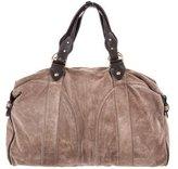 Mayle Suede Shoulder Bag