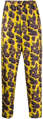 Stella McCartney Graphic Print Trousers