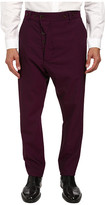Vivienne Westwood Classic Wool Alcoholic Trouser