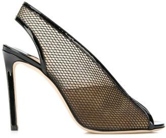 Jimmy Choo Shar 100 sandals