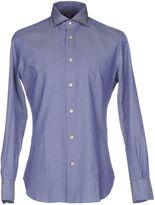 Mazzarelli Denim shirts