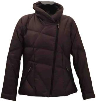 Hogan Brown Coat for Women