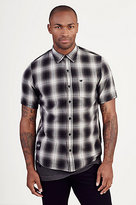 True Religion Russell Westbrook Short Sleeve Plaid