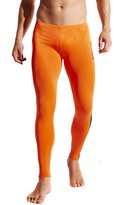 Funycell Compression Pants Running Leggings Base Layer Tights Men Women S