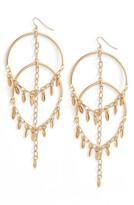Vanessa Mooney Women's Cannes Chandelier Earrings