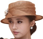 June's Young Women Hat Summer Outdoor Sun Hat Cool Style Casual