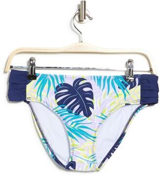 Next Ambrosia Ruched Tab Bikini Bottom