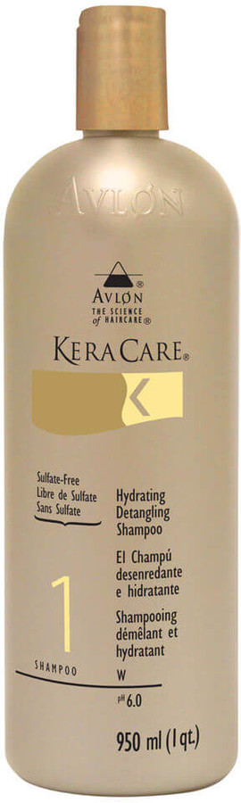 KeraCare by Avlon Hydrating Detangling Shampoo 950ml