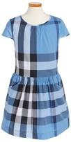 Burberry Girl's Mini Judie Check Dress