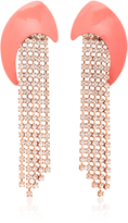 Jennifer Behr M'O Exclusive Gold-Plated Swarovski Earrings