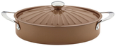 Rachael Ray 5QT. Oval Stainless Steel Saute Pan
