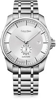 Calvin Klein Collection Stainless Steel Subdial Automatic Watch