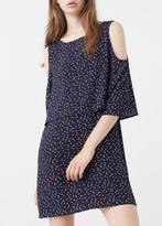 MANGO Off-Shoulder Dress