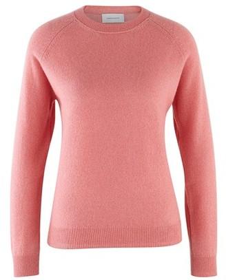 ALEXANDRA GOLOVANOFF Maxi Mila cashmere jumper