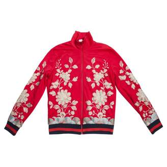 Gucci Red Other Jackets